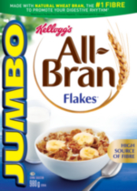 Kellogg's All-Bran Flakes Jumbo
