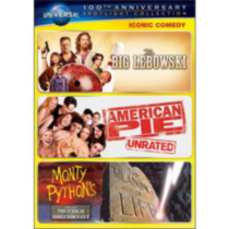 Iconic Comedy: Spotlight Collection - The Big Lebowski / American Pie / Monty Python's The Meaning Of Life (Universal 100th Anniversary)