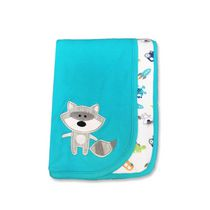 Garanimals Reversible Cotton Blanket