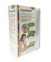 Garanimals 4 Piece Crib Essentials Starter Kit