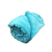 Garanimals Reversible Plush Baby Blanket- Assorted