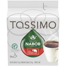 Tassimo Nabob Colombian T-Disc Coffee