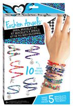 Fashion Angels Metallic Spiral Bracelet Kit