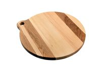 Labell Canadian Maple Wood Cutting Board - Pizza Board