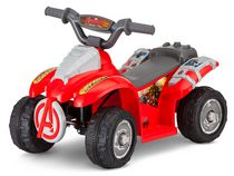 KidTrax Marvel Avengers 6 Volt Powered Quad