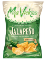 Miss Vickie's Jalapeno Kettle Cooked Potato Chips
