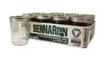 Bernardin Decorative Mason Jar/WM 500ml