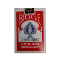 Bicycle Jumbo Cartes à jouer