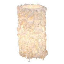 Lampe d'appoint contemporaine Lace par LumiSource