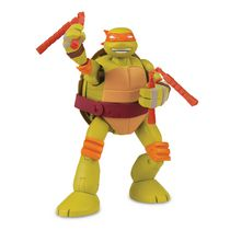 Teenage Mutant Ninja Turtles - Mutations - Pet Turtle to Ninja Turtle – Michelangelo