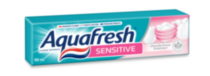Aquafresh pour dents sensibles 100mL
