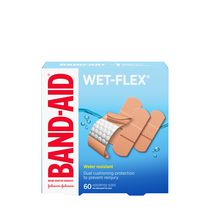 BAND-AID® WET-FLEX® Adhesive Bandages