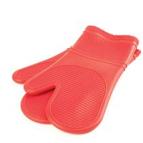 Paderno Oven Mitts, Set of 2 Red