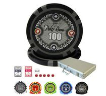 VIP 500 Poker Chip Set 11.5g Cash Game