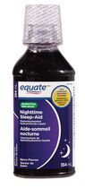Equate Nighttime Sleep-Aid