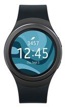 Montre intelligente Smartwatch Gear S2 de Samsung Noir