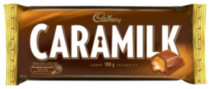 Caramilk Chocolate Bar