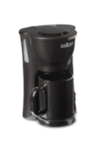 Salton®  1-cup space saving coffeemaker