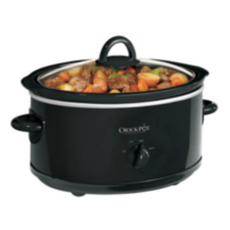 Crockpot 7Qt. Slow cooker - Black -SCV700B-CN