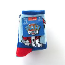 Paw Patrol Infant Boys' Crew Socks, Pack of 3 5-8