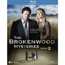 The Brokenwood Mysteries: Series 2 (Blu-ray)