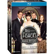 Miss Fisher's Murder Mysteries: Series 1-3 Collection (Blu-ray)
