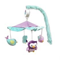 Baby's First by Nemcor Love Birds Musical Mobile