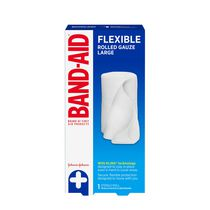 BAND-AID® Hospital Grade Rolled Gauze