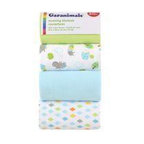 Garanimals 4-Pack Receiving Blankets