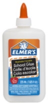 Elmer's Washable School Glue - 225mL