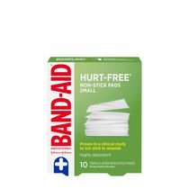 BAND-AID® First Aid Products Non-Stick Pads