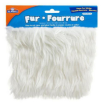 Faux Fur - White