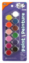 Elmer's Tempera Paint, 12 pack