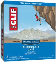 Clif Bar Chocolate Chip - 6 Pack