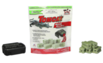 Tomcat Mouse Killer Refillable Mouse Bait Station 8ct