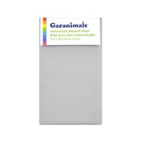 Garanimals Waterproof Playard Sheet Grey