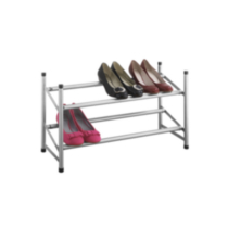 Mainstays Expandable Stackable Shoe Rack