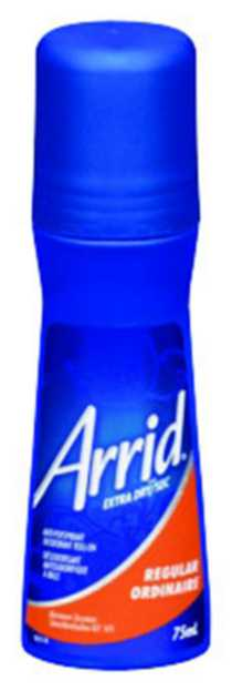 Arrid® Extra Dry™ Anti-perspirant Deodorant Roll-On