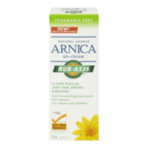 Gel-crème Arnica de source naturelle Antiphlogistine® 75 g