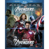 Marvel's The Avengers (Blu-ray + DVD) (Bilingual)