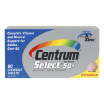 Centrum Select 50+ Chewables