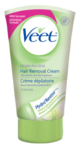 Veet® Hair Removal Silk & Fresh Dry Skin Formula Cream