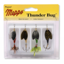 Mepps Thunderbug 4-Pack Kit