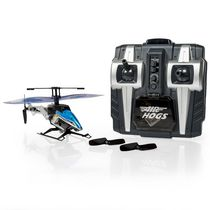 Air Hogs RC Axis 400x R/C Helicopter -Grey & Blue