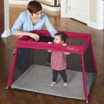 KidCo TravelPod - Portable Play Yard Red