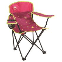 Coleman Kids' Pink Quad Chair