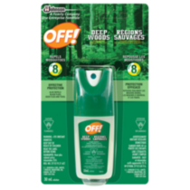 OFF!® Deep Woods® Pump Spray - 30 mL