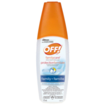 Off!® Family Care® Summer Splash® Insect Repellent Spray