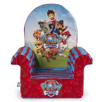 Marshmallow Furniture Nickelodeon Paw Patrol Children's Upholstered High Back Chair