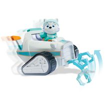 Paw Patrol Everest's Rescue Snowmobile Toy Vehicle and Action Figure